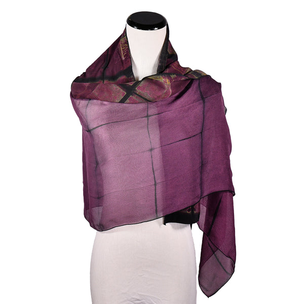 Two Piece Scarf by Betsy Giberson