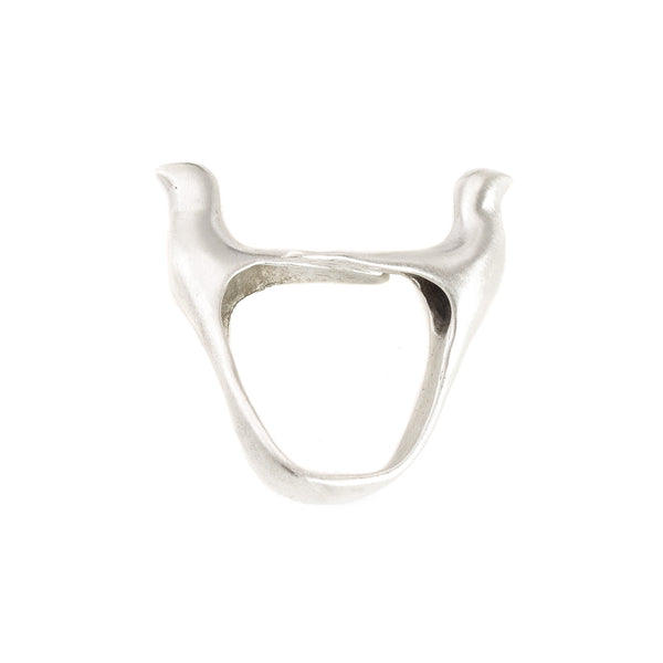 NEW! Double Bird Ring by Chee-Me-No