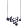 NEW! Blossom Necklace in Black by Jinbi Design