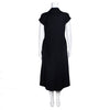 NEW! Long Black Tshirt Dress by AMMA Kedem Sasson