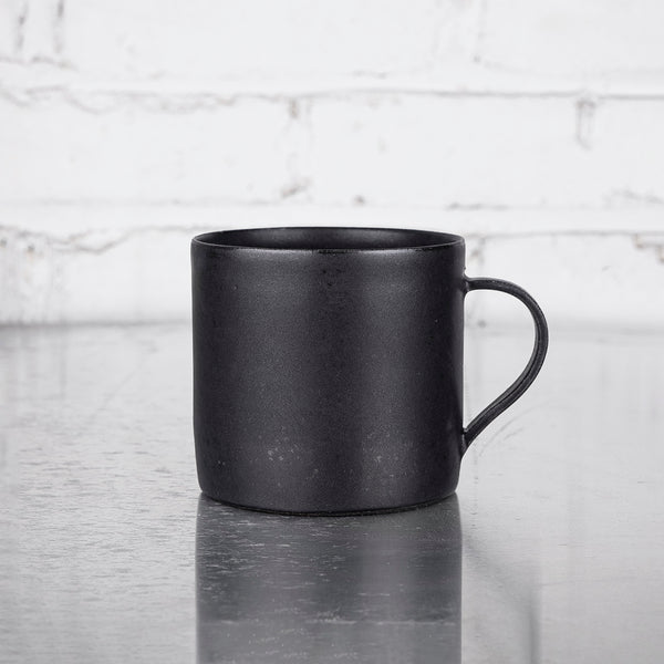 NEW! Black Mugs by Tracie Hervy