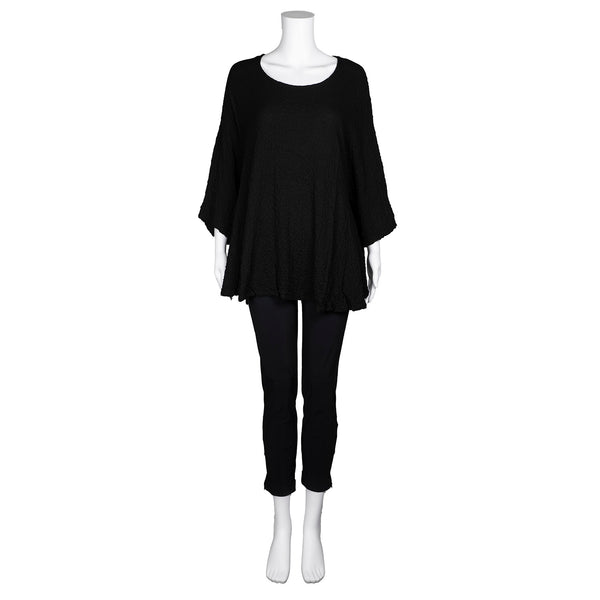 NEW! Black Tunic Top by Kedem Sasson