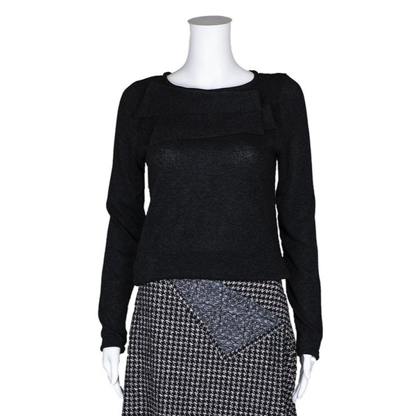 NEW! Black Sweater by Karaka