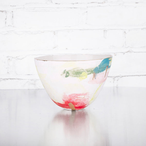 NEW! One-of-a-Kind Bowl by Susan Kommit