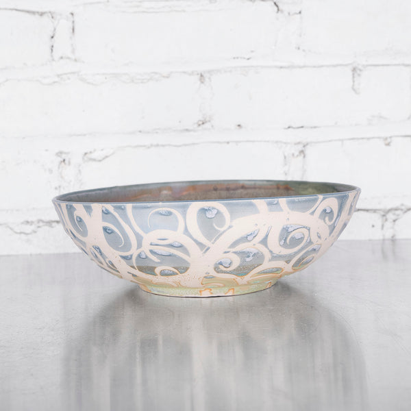 NEW! Large Bowl by Liz Kinder