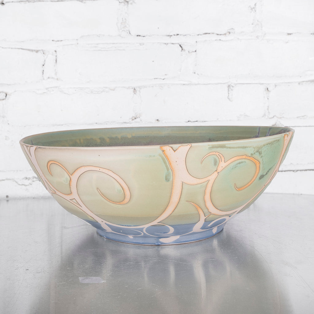 NEW! Serving Bowl by Liz Kinder