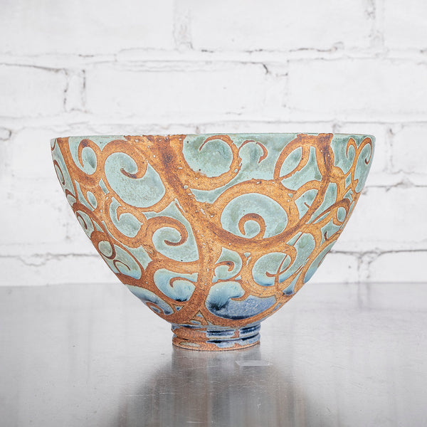 NEW! Large Tim Bowl by Liz Kinder