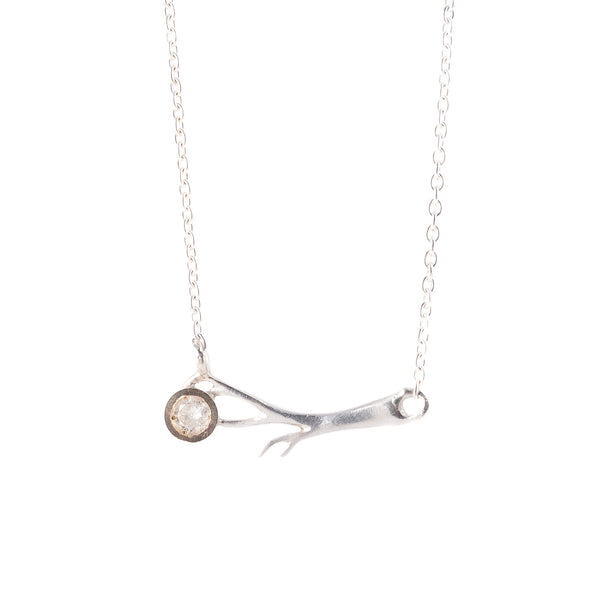 Autumn Dewdrop Necklace by Luana Coonen