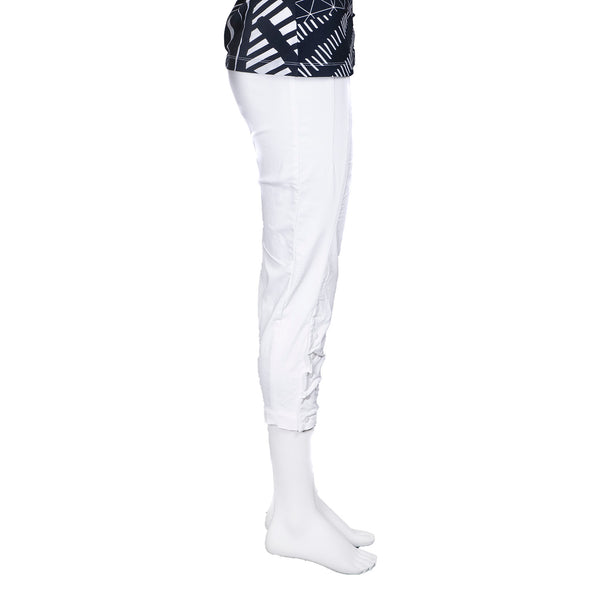 NEW! Camino Pant in White by Porto