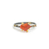 Oregon Carnelian Small Ring by Variance
