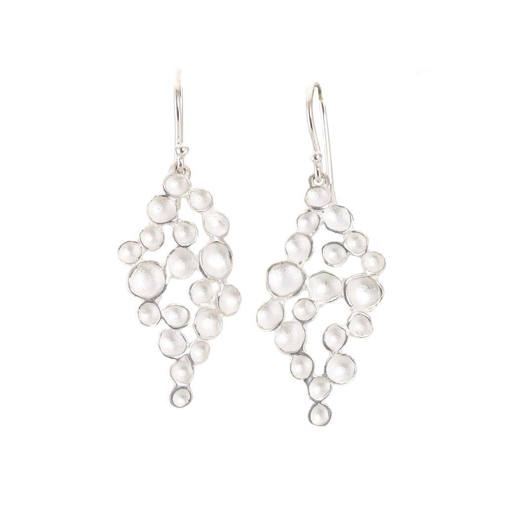 NEW! Marquise Champagne Earrings by Sarah Richardson