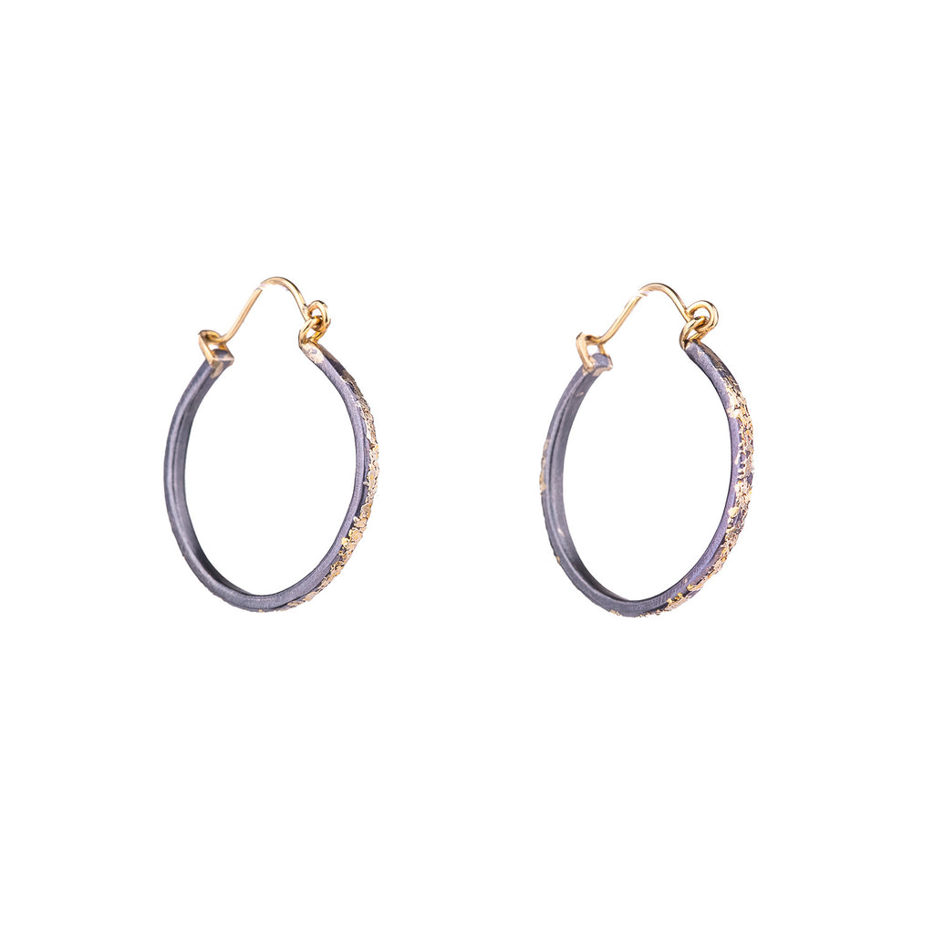NEW! Chelsea Hoop Earrings by Kate Maller