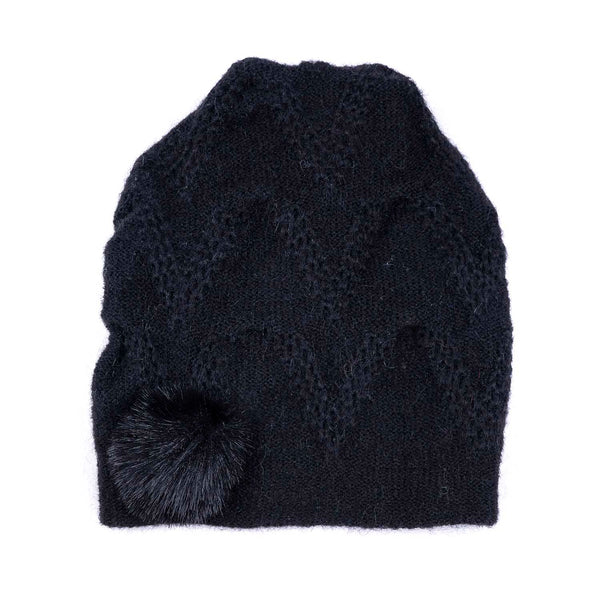 NEW! Chevron Pom Hat by Olena Zylak