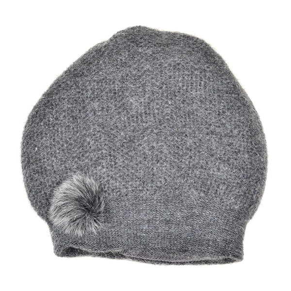 NEW! Chic-Choc Hat in Coal by Olena Zylak