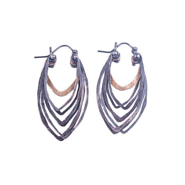 NEW! Cicada Earrings by Leia Zumbro