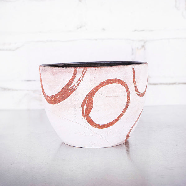 NEW! Circles Bowl by SRS Ceramics