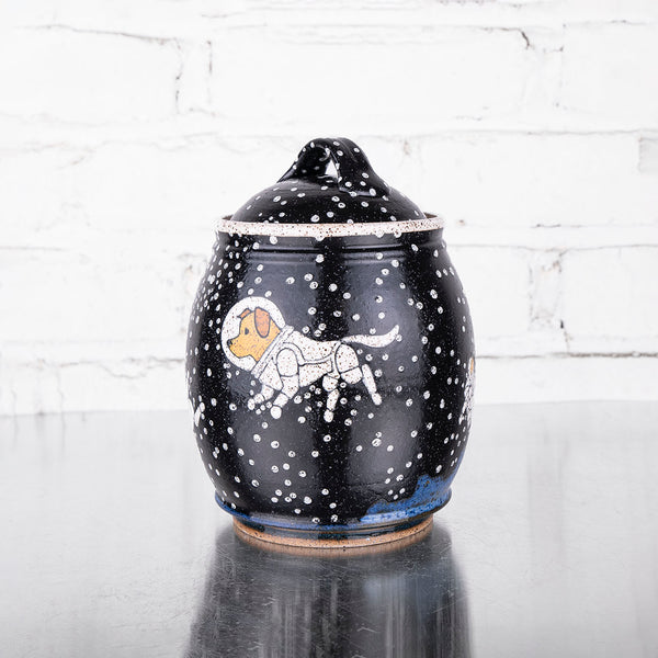 NEW! Cookie Jar by Coywolf Studio