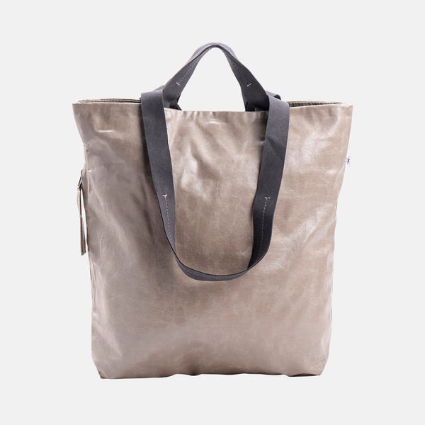 NEW! Dafna Fabric Tote Bag in Champagne by Kisim