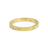 NEW! Etruscan Diamond Plain Band by Dawes Design