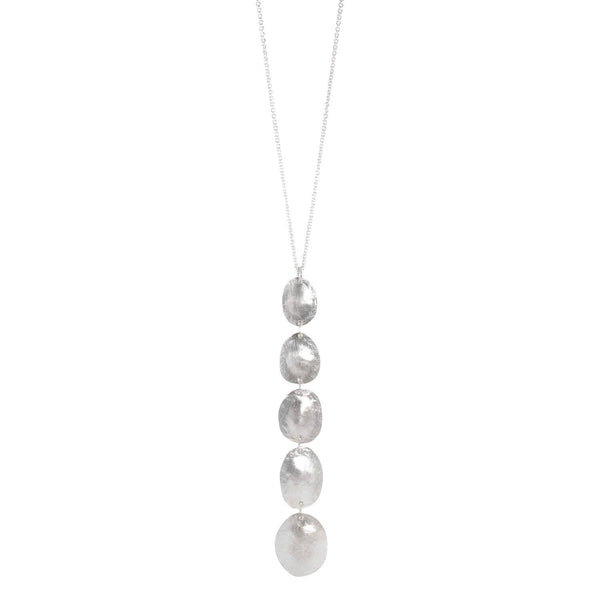 NEW! Pods Trail Dot Pendant Necklace by Dina Varano