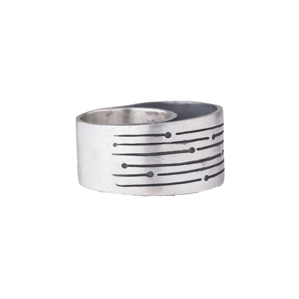 NEW! Double Loop Ring by Jinbi Design