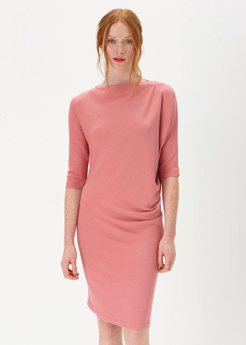 SALE! Bianca Dress in Pink by Veronique