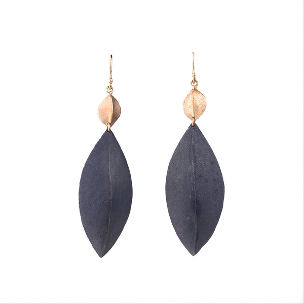 NEW! Duo Pod Drops Earrings by Shaesby