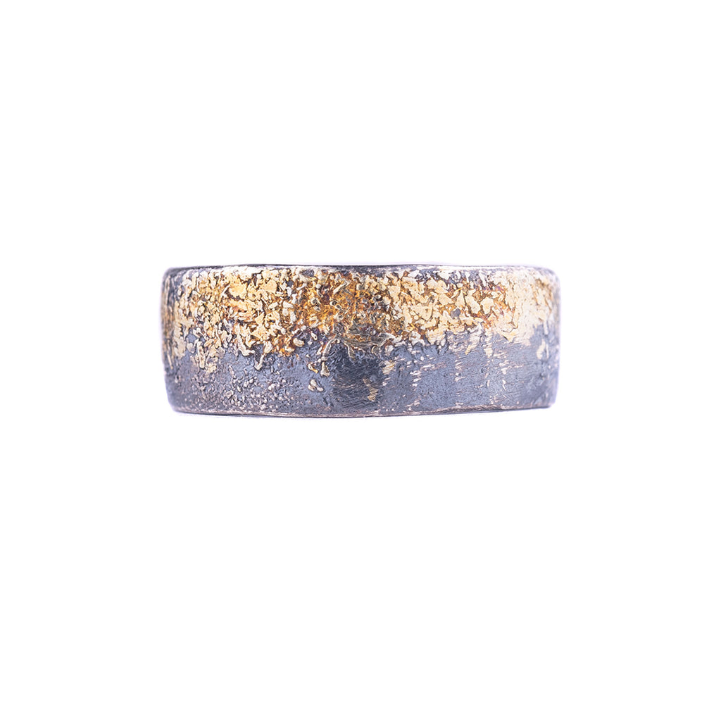 NEW! Dusted Slice Ring by Kate Maller