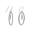 NEW! Open Oval Pointe Earrings by Michelle Simon Jewelry