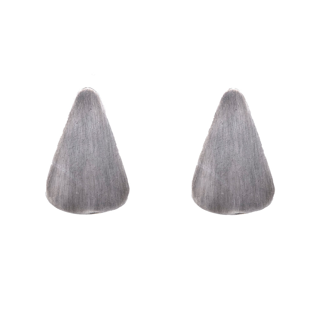NEW! Triangle Post Earrings by Eric Silva