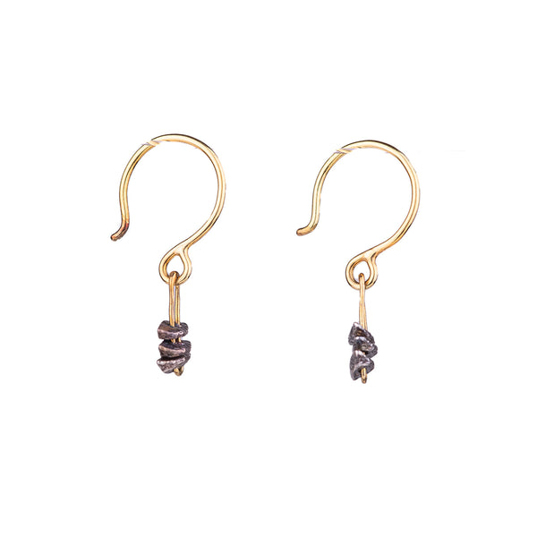 NEW! Pagoda Rock Drops Earrings by Sophie Hughes