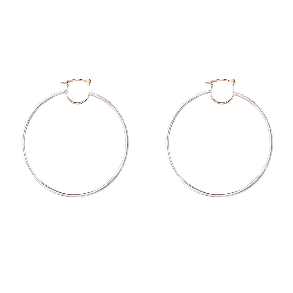 NEW! Isla Inner Circle Earrings by Shaesby