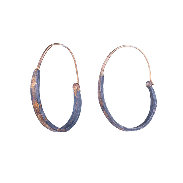 NEW! Seamed Hoops by Variance Objects