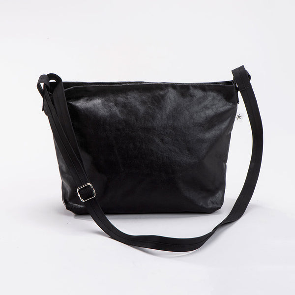 NEW! Elite Fabric Crossbody Bag in Black by Kisim
