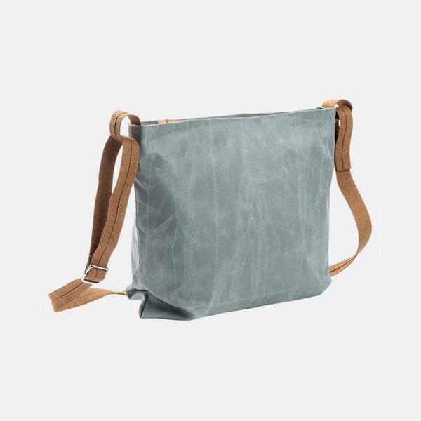 NEW! Elite Fabric Crossbody Bag in Mint by Kisim