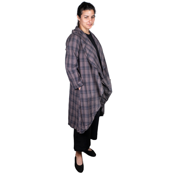 NEW! Elizabeth Jacket in Plaid by Tina Givens