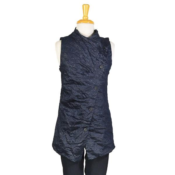 SALE! Flash Vest in Navy Foil by Porto
