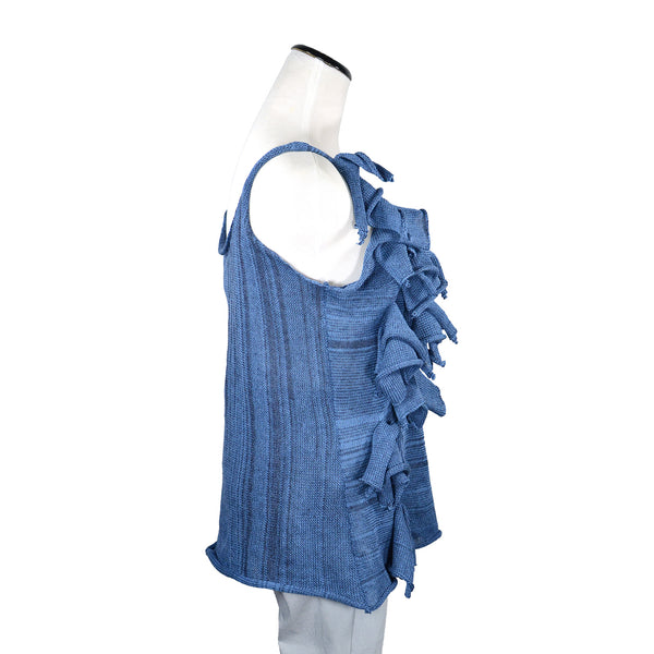 SALE! Flora Top in Indigo by Pico Vela