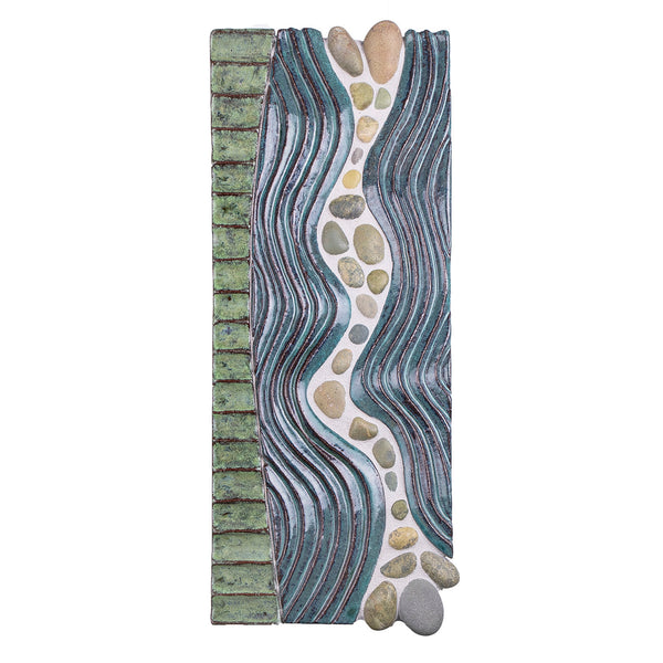 NEW! Wall Pieces by Sheilagh Flynn Pottery and Tile
