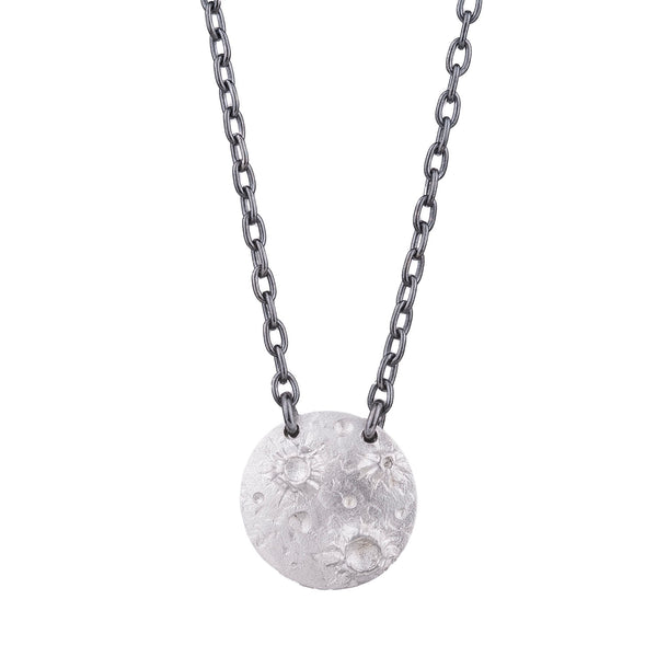 NEW! Full Moon Necklace by Luana Coonen