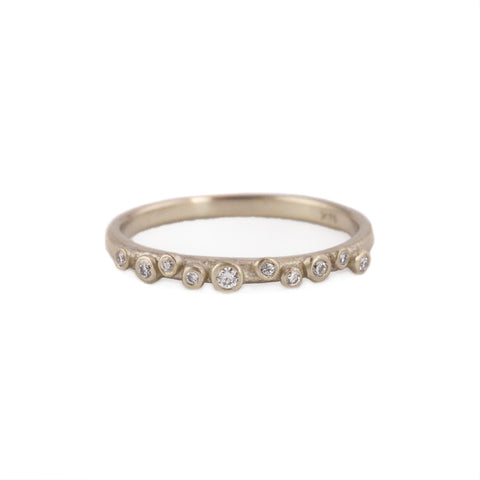NEW! Bridal Galaxy Ring by Sarah Swell