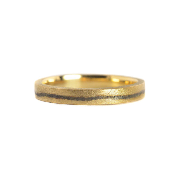 NEW! Gold Inlay Ring by Shaesby