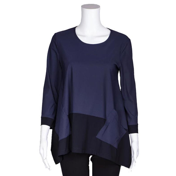SALE! Govenor Top in Acai with Black by Porto