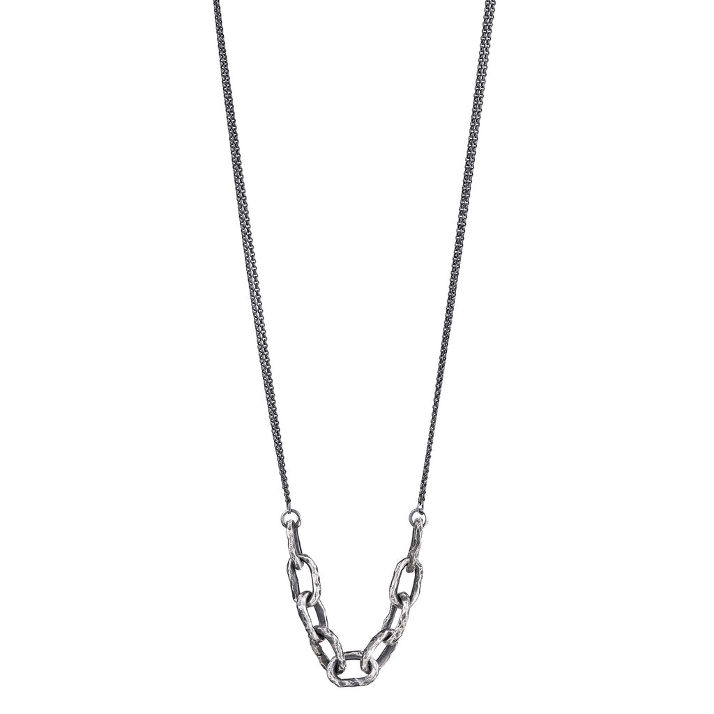 NEW! Mini Gravel Chain Necklace by Sasha Walsh