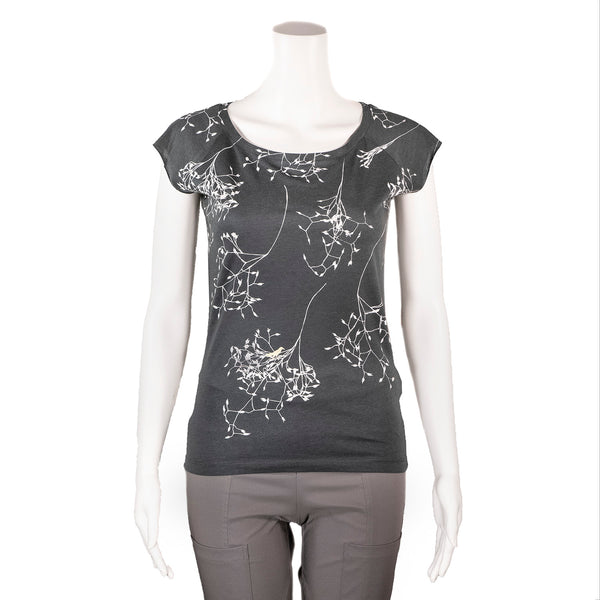 NEW! Grey Seeds T-Shirt by Umsteigen