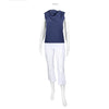 NEW! Groove Pant in White by Porto