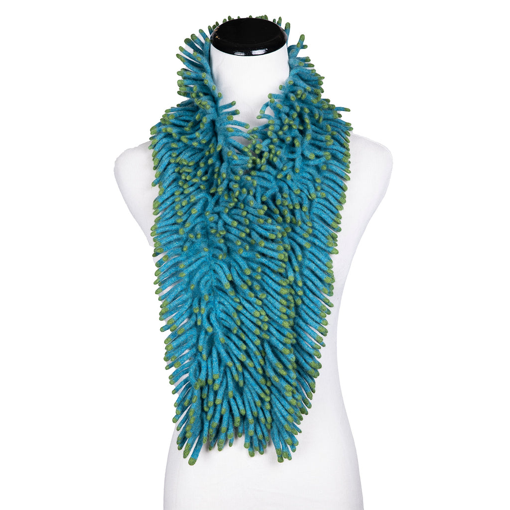 NEW! Hedgehog Scarves in Multiple Colors by Katie Mawson