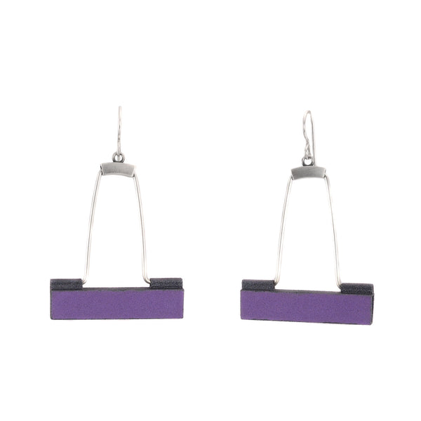 High Beams Earrings (in Multiple Colors) by Mary + Lou Ann