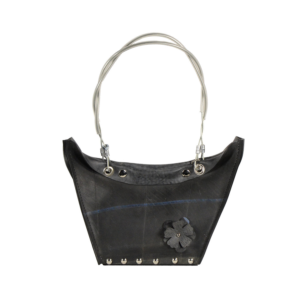 NEW! Highway Bucket Bag in Black by Hardwear by Renee