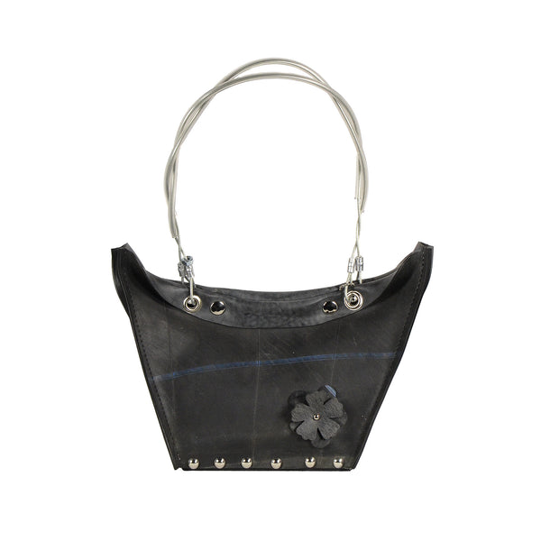Highway Bucket Bag in Black by Hardwear by Renee